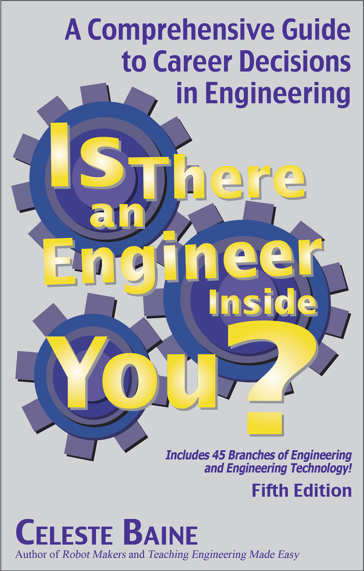 Give this book to every student who wants to study engineering or engineering technology!